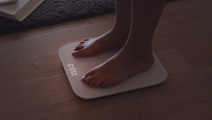Xiaomi Mi Scale - Luces LED