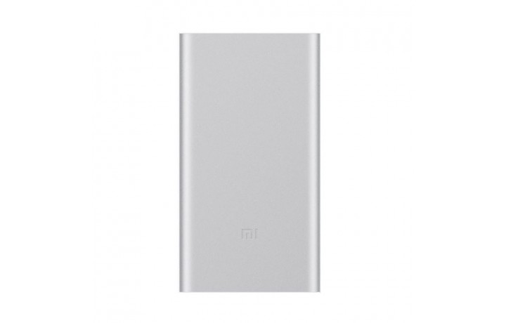 Xiaomi Power Bank 10000mAh 2ª Generación Plata/Blanco