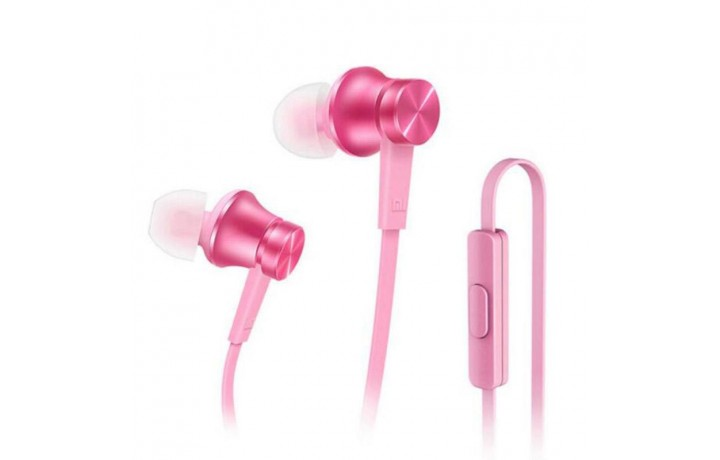 Mi In-Ear Headphones Basic Rosa- Imagen 01