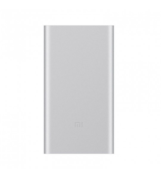 Xiaomi Power Bank 5000mAh 2ª Generación Plata/Blanco
