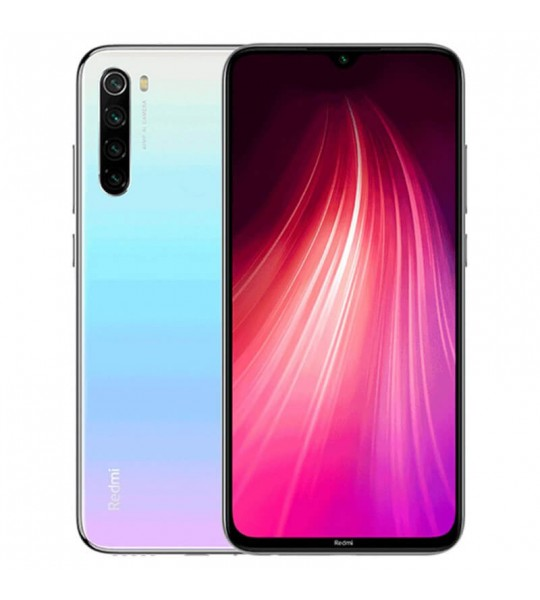 Xiaomi Redmi Note 8 4GB RAM/64GB Blanco
