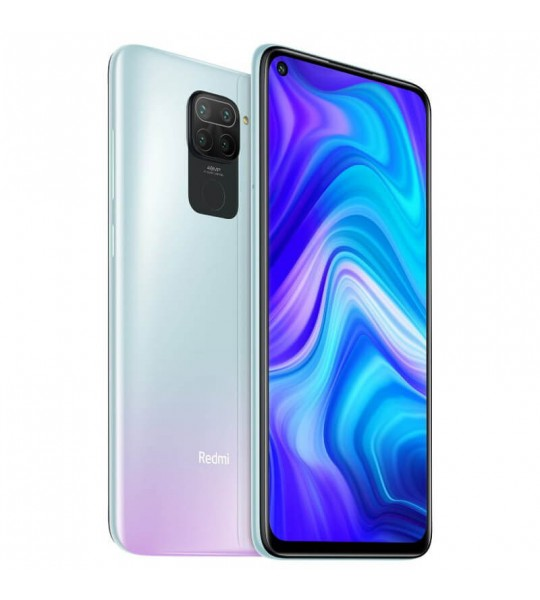 Xiaomi Redmi Note 9 3GB RAM/64GB Blanco Polar