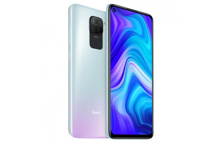 Xiaomi Redmi Note 9 4GB RAM/128GB Blanco Polar