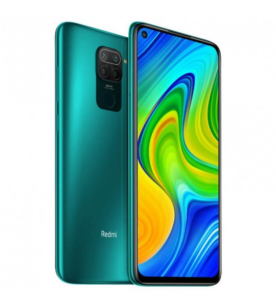 Xiaomi Redmi Note 9 4GB RAM/128GB Verde Bosque
