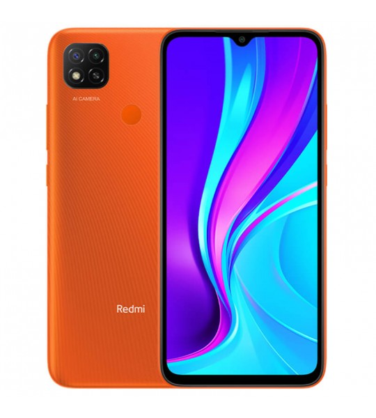 Xiaomi Redmi 9 4GB RAM/64GB (India) Naranja