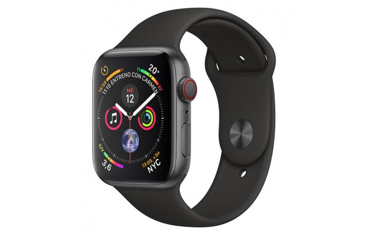 Apple Watch Series 4 GPS 40mm Aluminio Gris Espacial Reacondicionado A+ Imagen 01