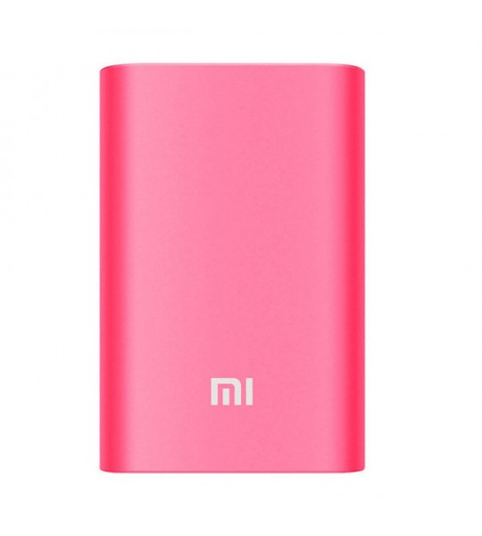 Xiaomi Power Bank 10000mAh Rojo