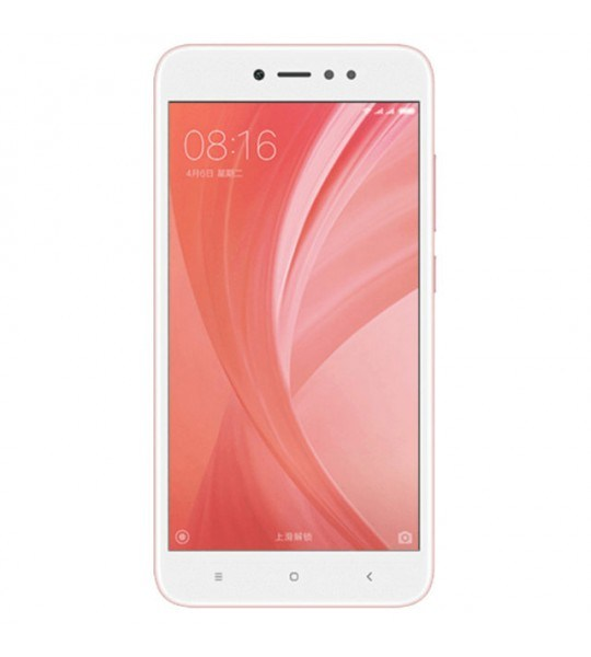 Xiaomi Redmi Note 5A Rosa - frontal